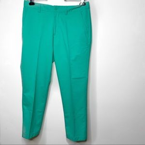 Sligo Teal Bold Golf Pants 32 inseam 27